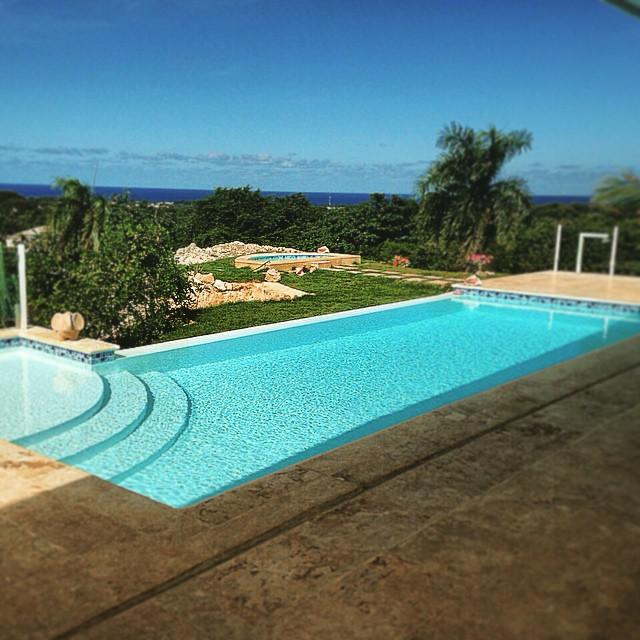 piscina villa privata